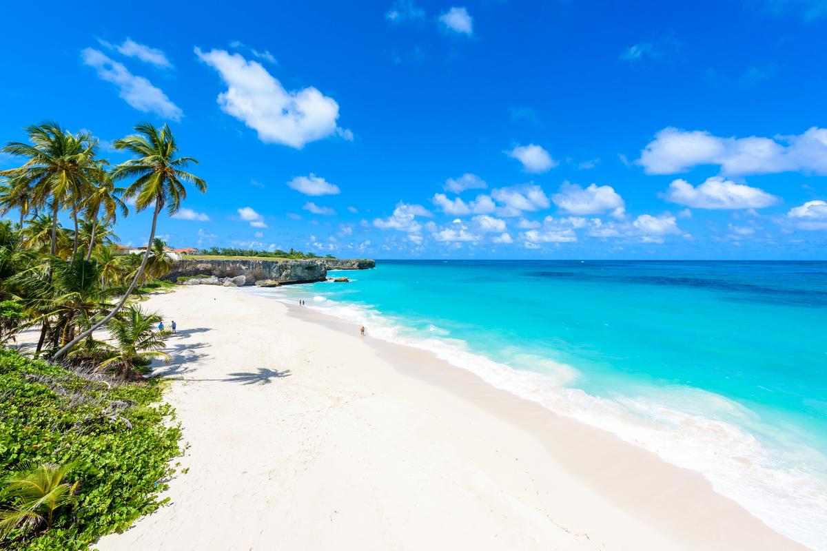 plaża naBarbados