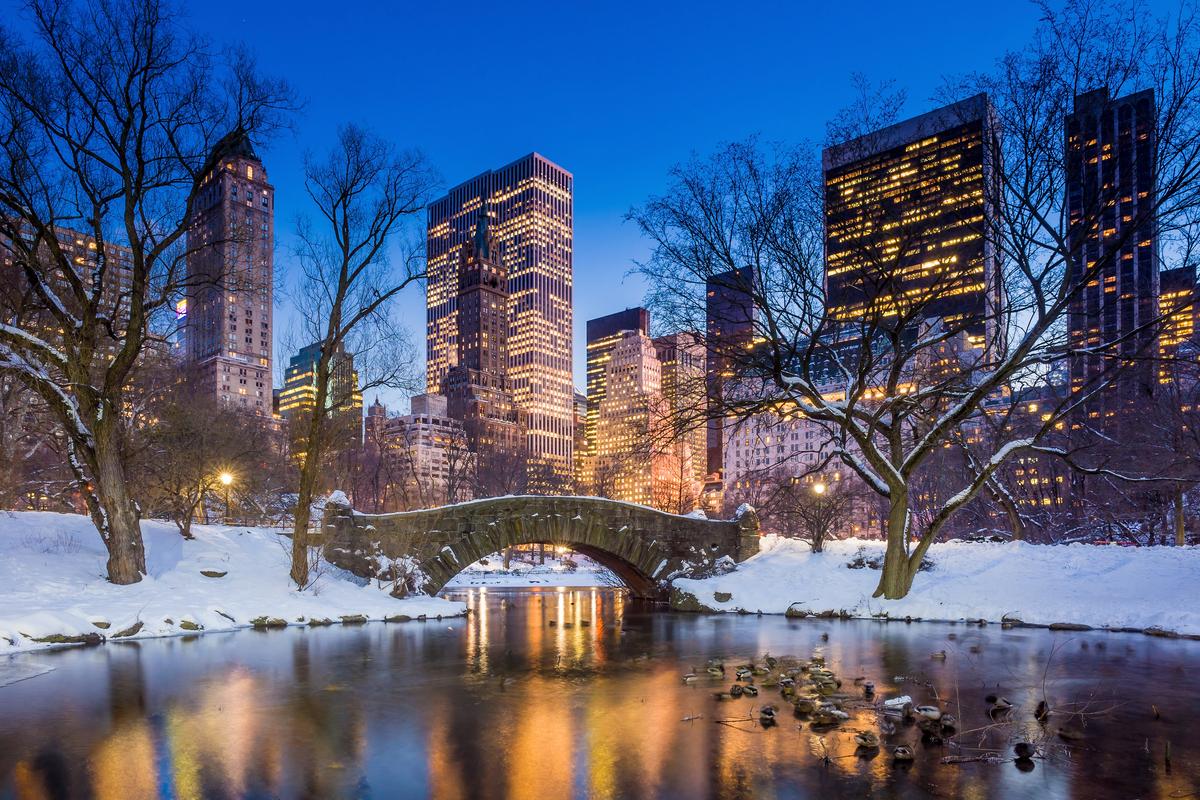 central park zima
