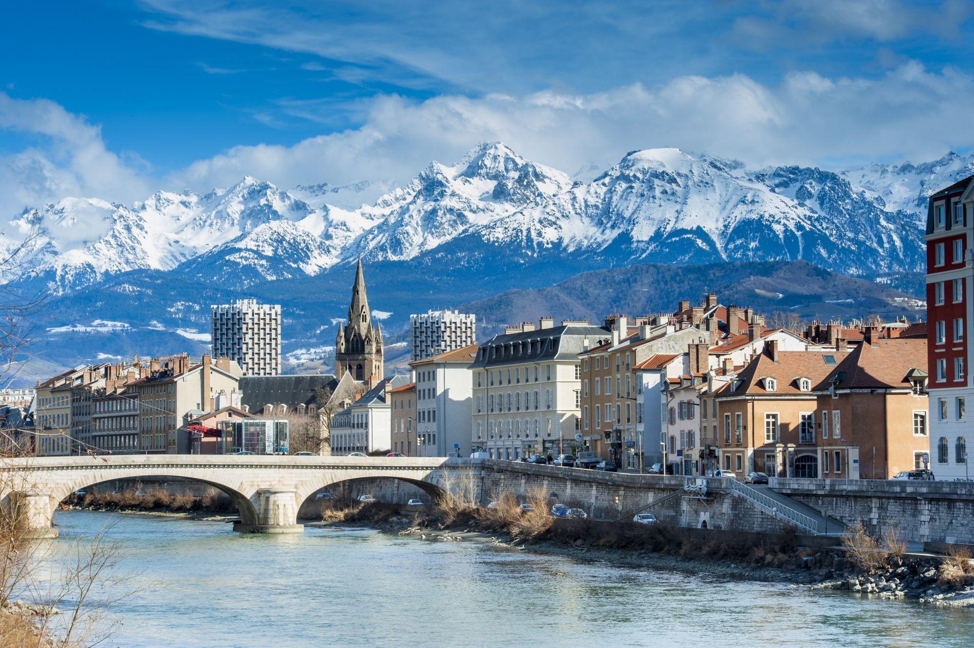 Panorama Grenoble