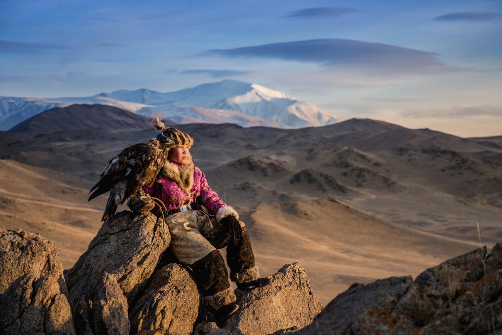 góry w Kazachstanie