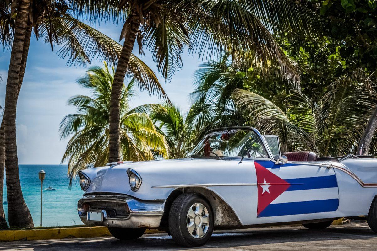 samochod na kubie