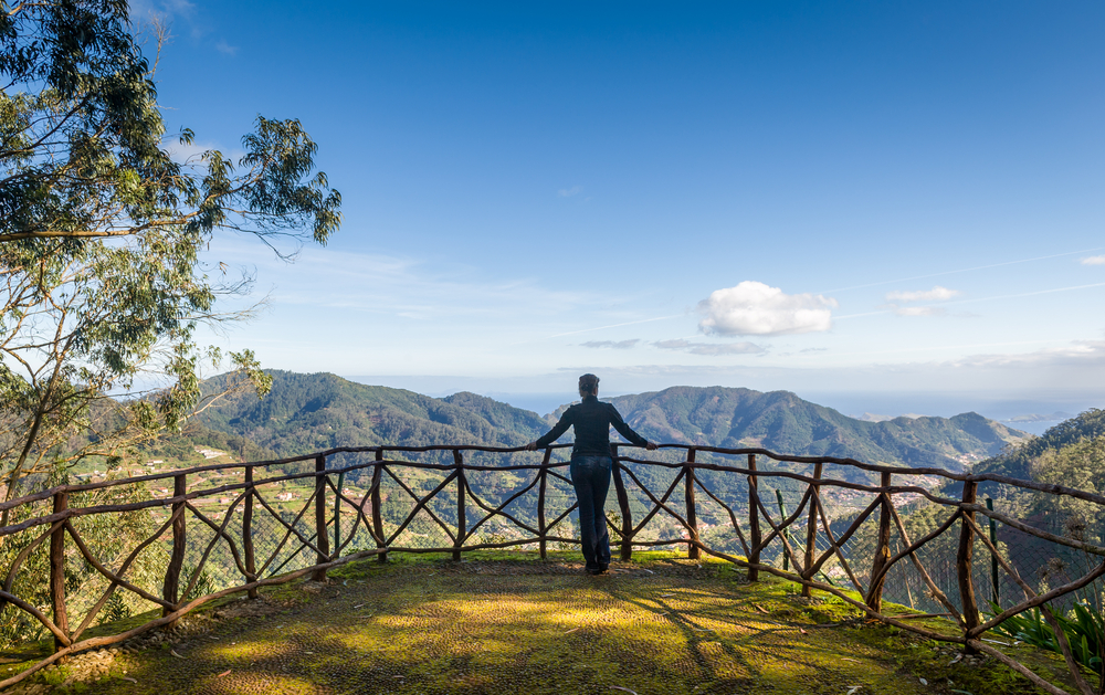 panorama Madery