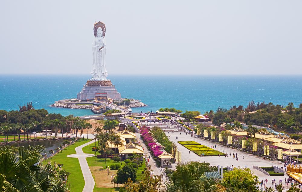 posąg Guanyin