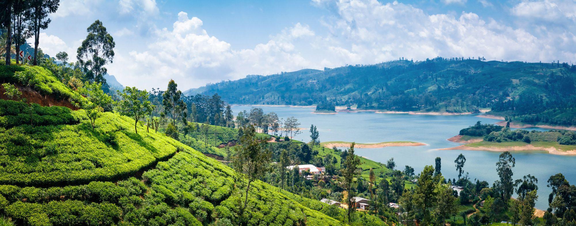 Panorama na Sri Lance