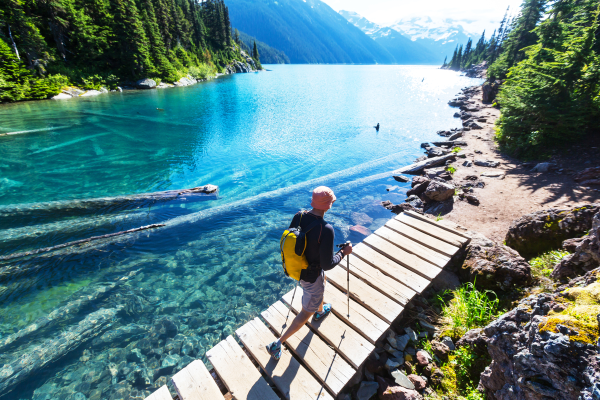 whistler jezioro