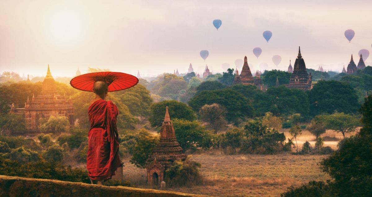 birma azja