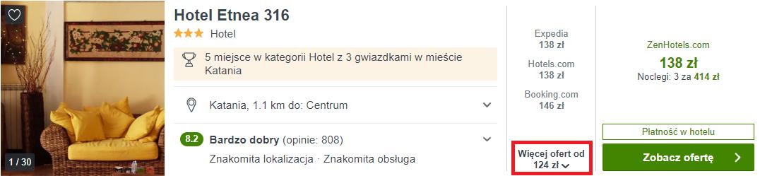 Katania hotel