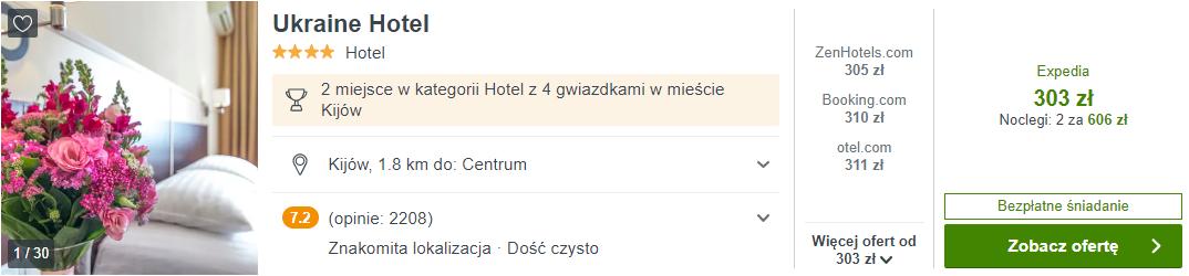 Kijów hotel