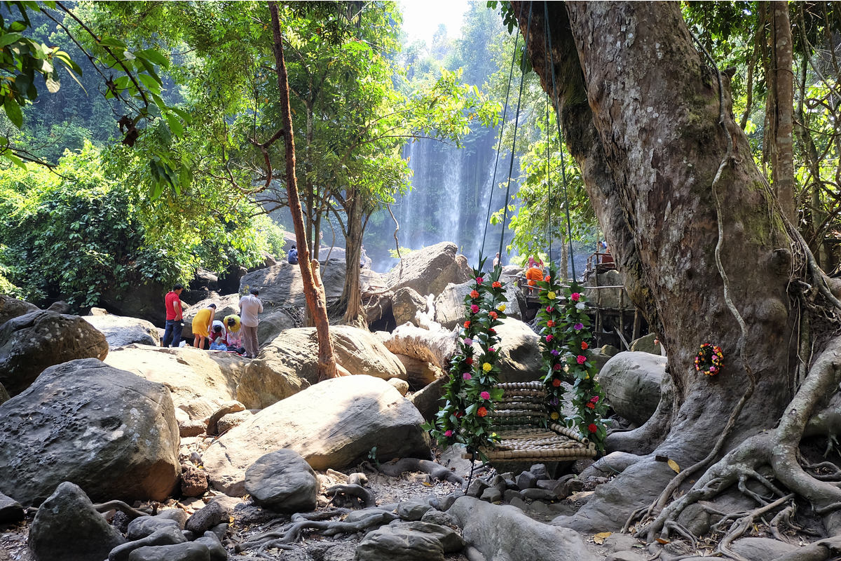 national park kambodza