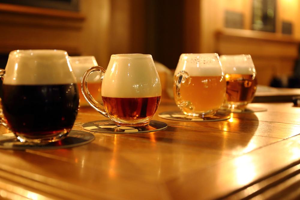 Piwo w gospodzie