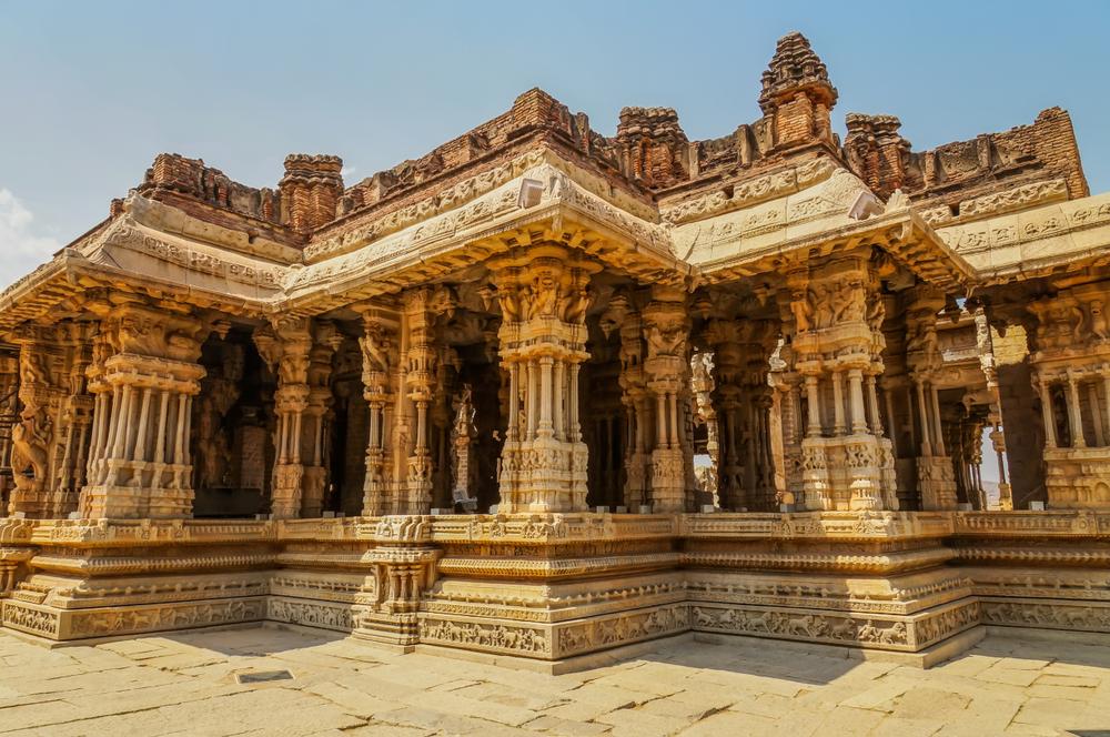 Zabytkowa świątynia