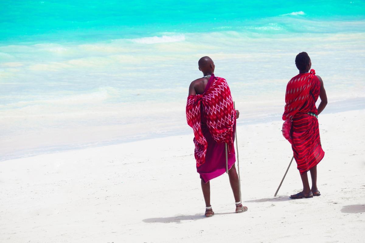 mieszkańcy zanzibaru