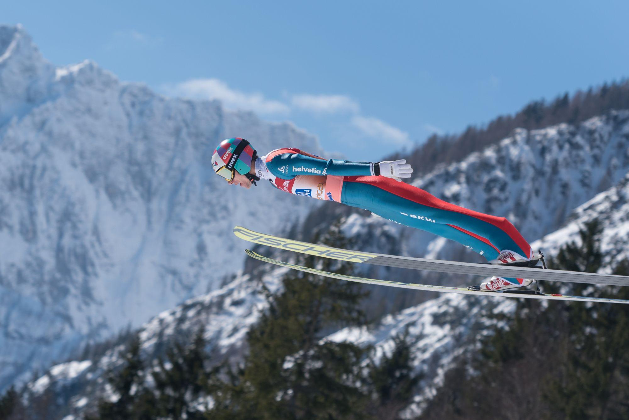 skoczek narciarski