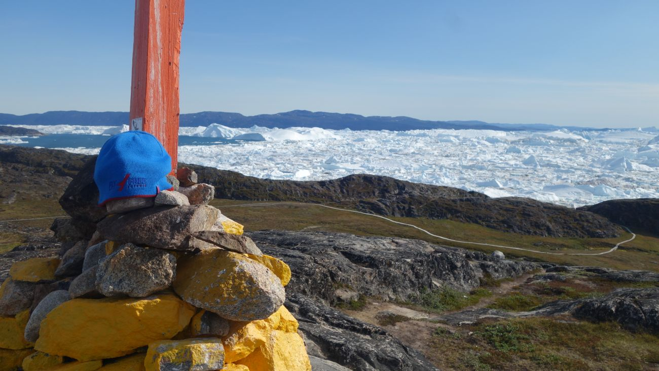Fly4free na Grenlandii