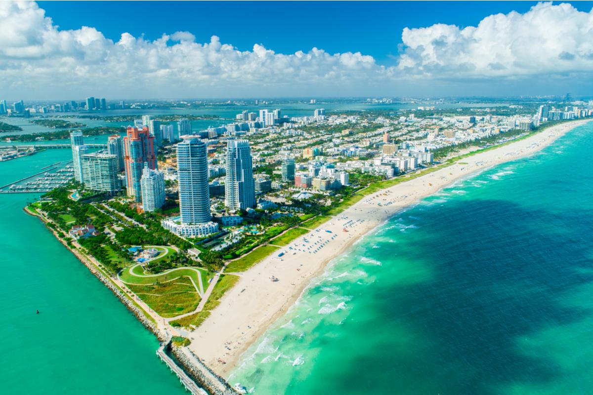 plaża Miami