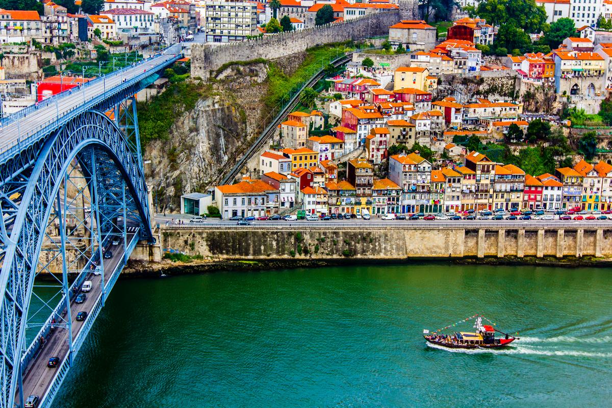 Porto most