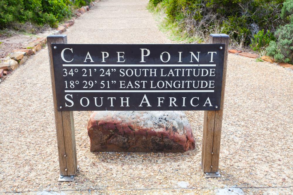 Przylądek RPA Kapsztad