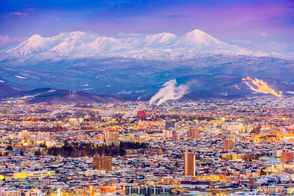 panorama Sapporo