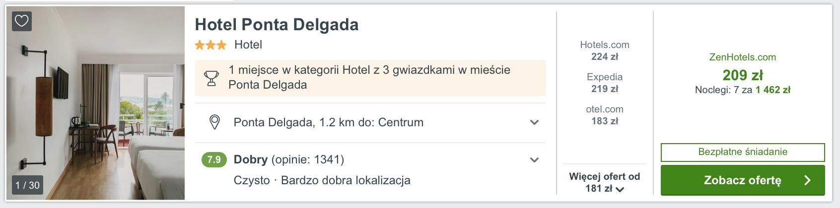 hotel pdl