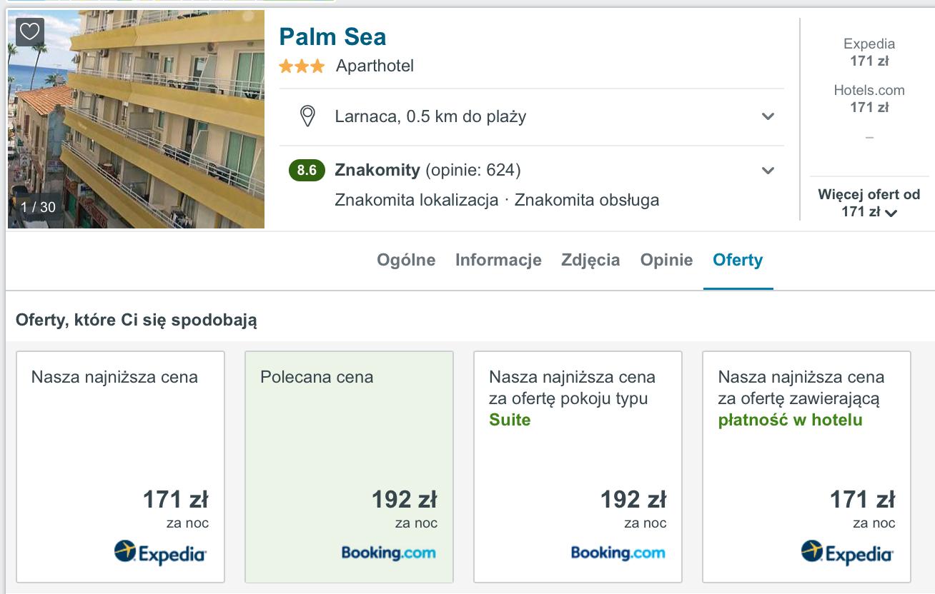 lca hotel