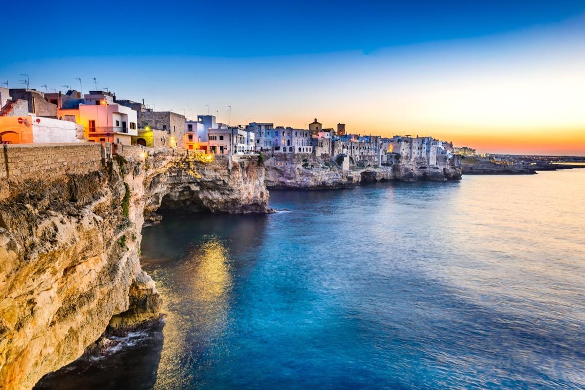 włoskie wybrzeze