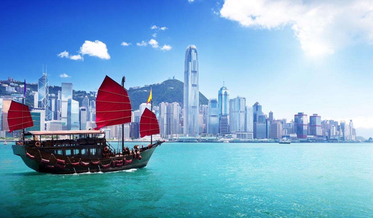 hongkong statek