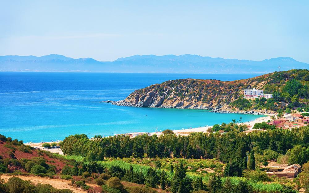 Panorama Sardynii