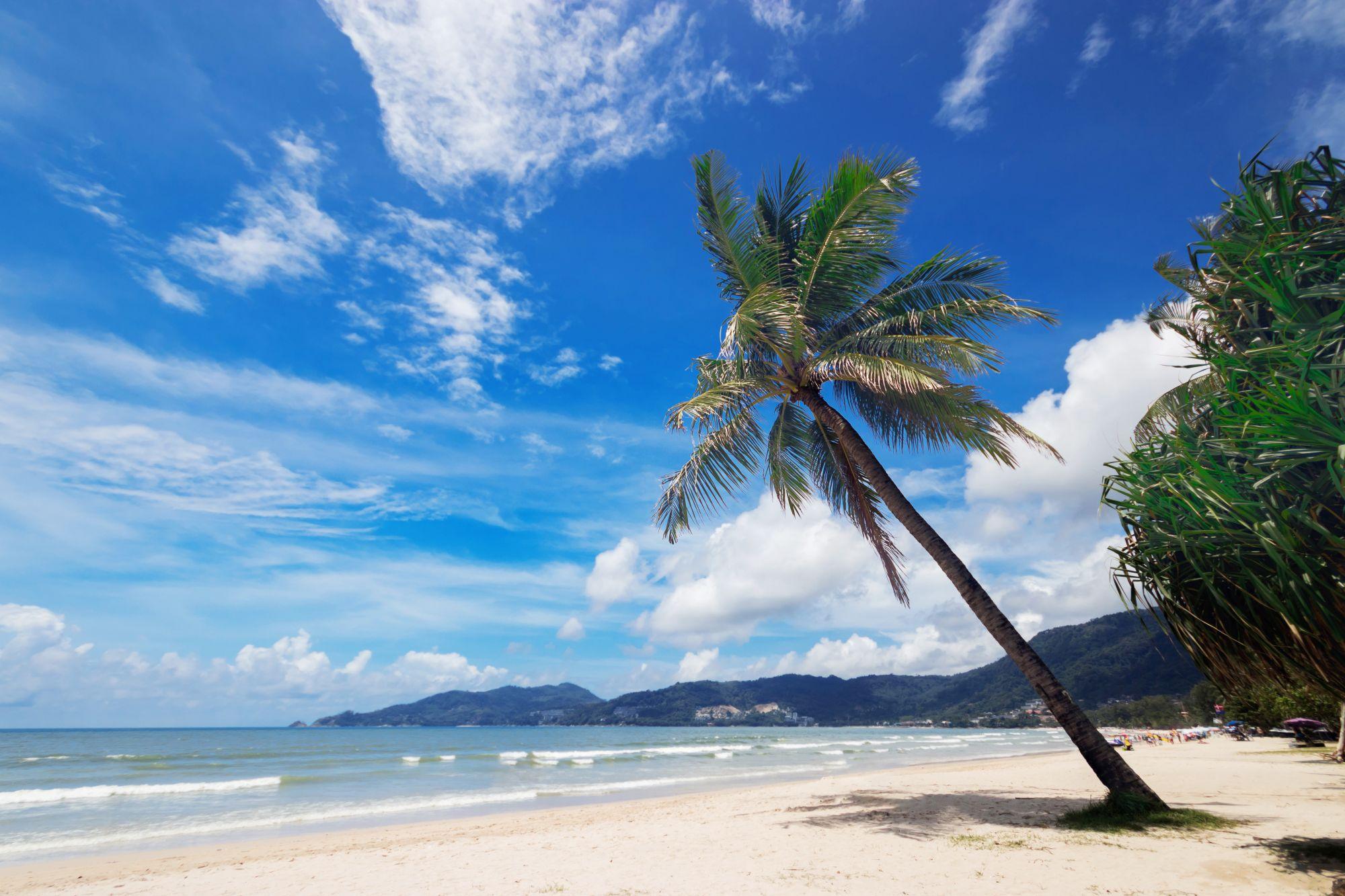 Plaża w Patong