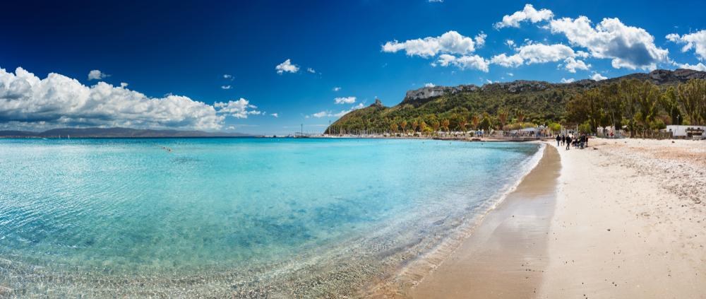 Plaża na Sardynii