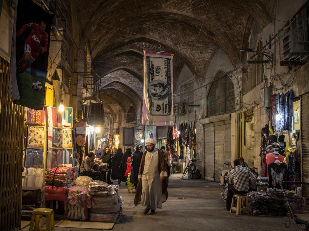 Targ w Iranie
