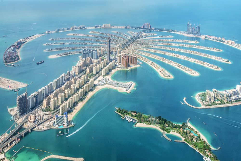 Wyspy w Dubaju