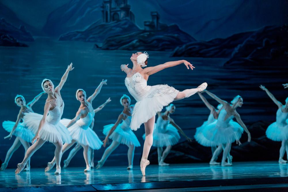 Przedstawienie baletowe
