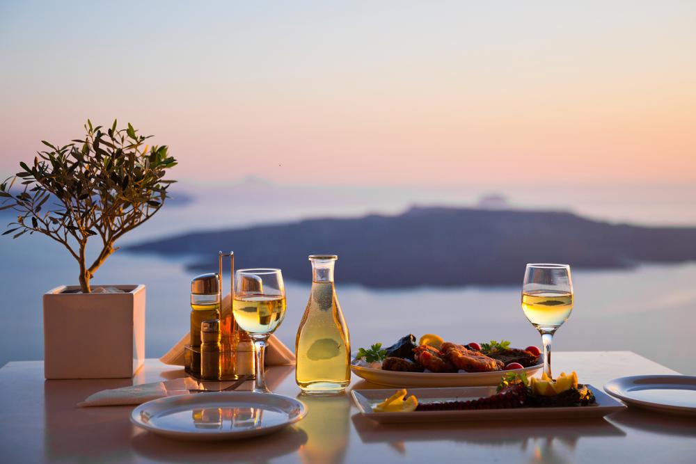 Restauracja na wyspie