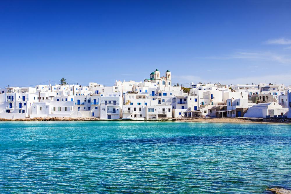Domki w Grecji