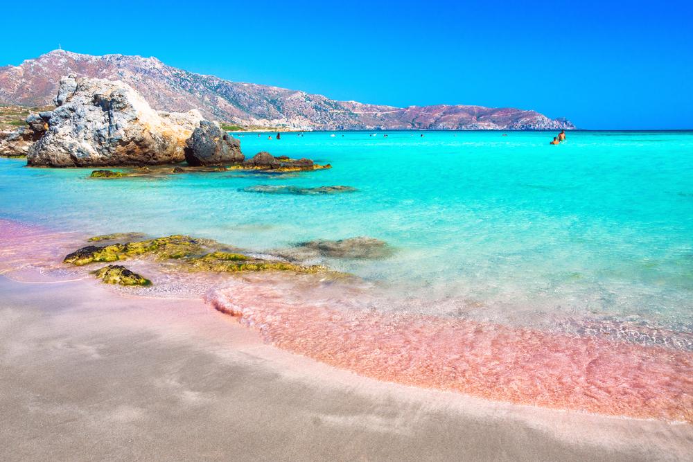 plaża elafonsi