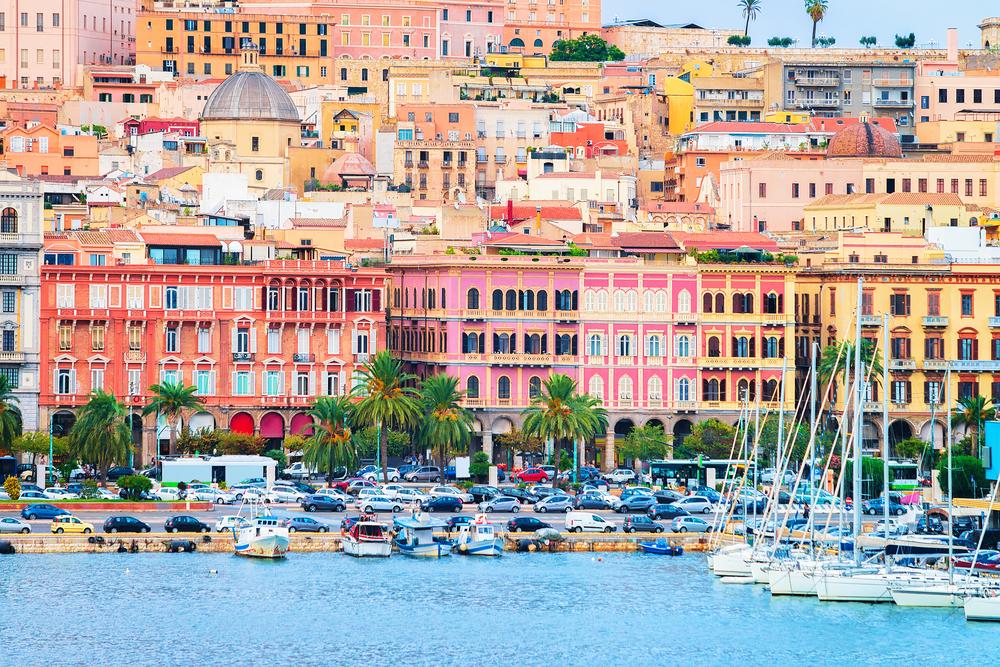 Domy w Cagliari