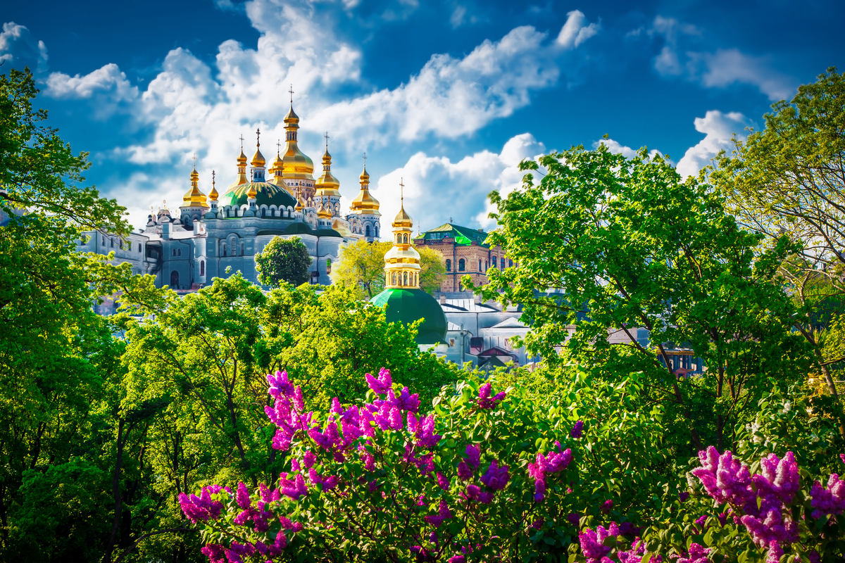 cerkiew w kijowie