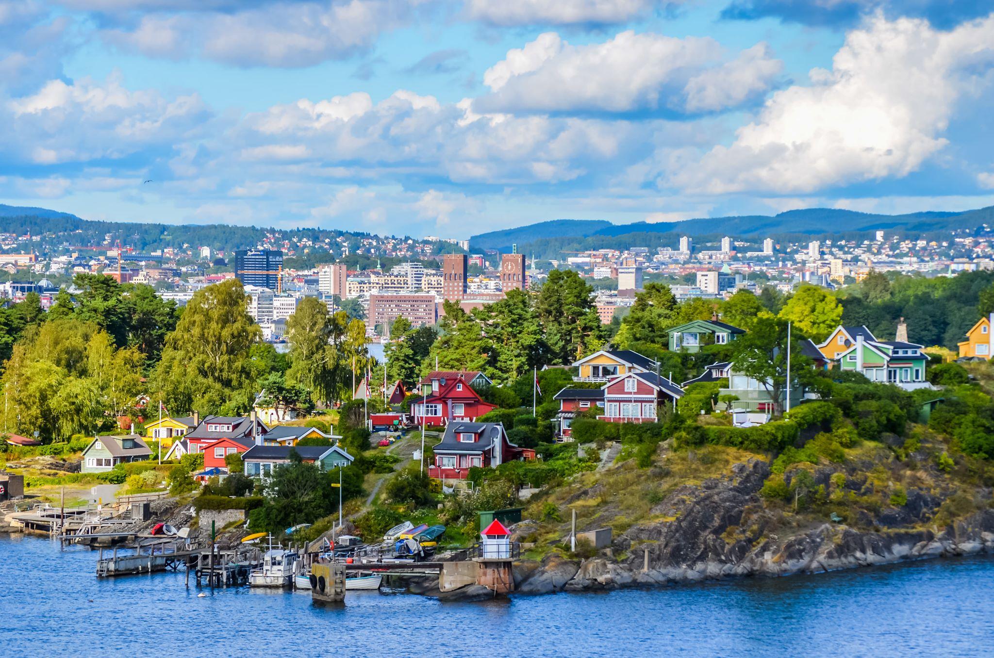 Widok Oslo