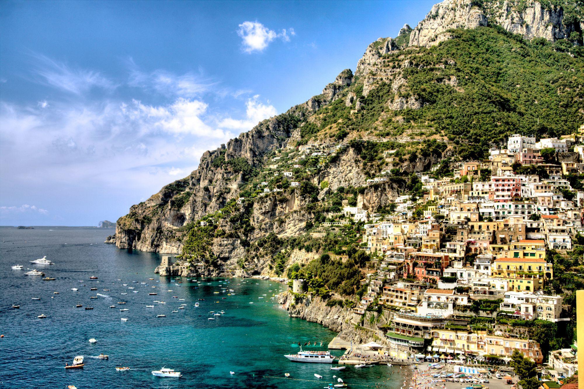 Wybrzeże Capri