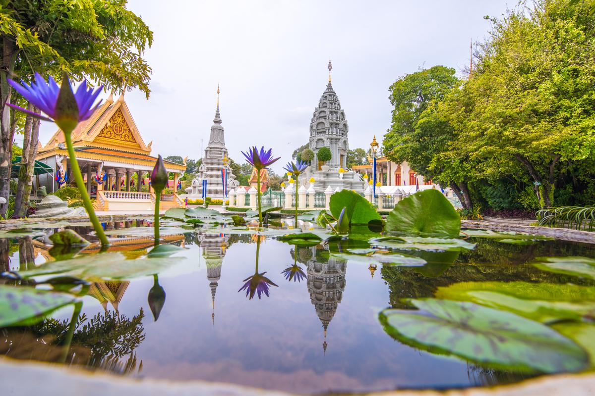Kambodża Phnom Penh