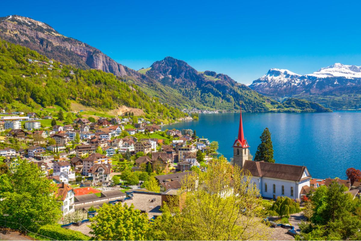 Lucerna Szwajcaria