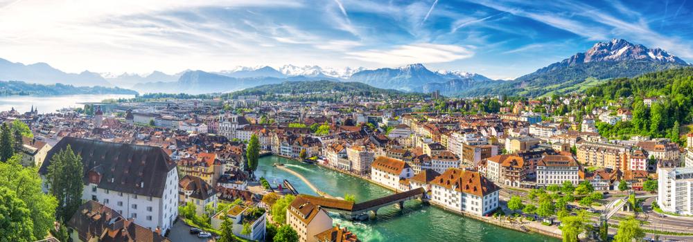 panorama Lucerny