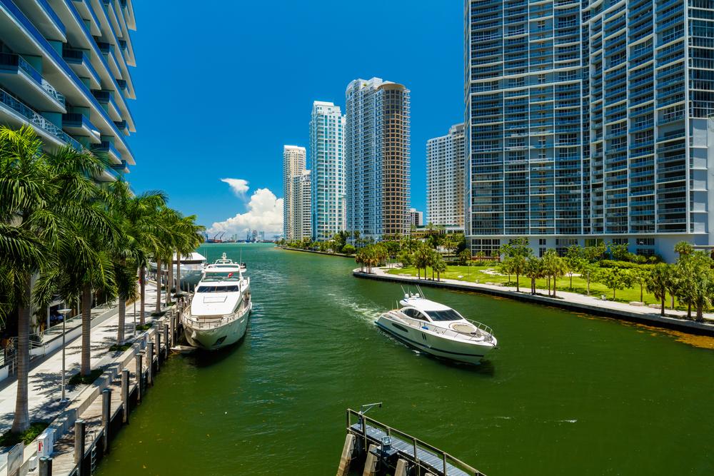 port w Miami