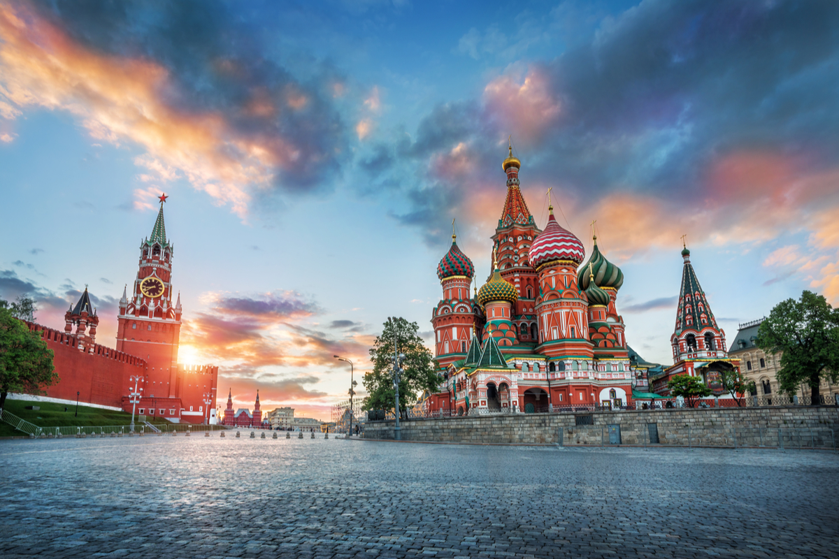 katedra w Moskwie