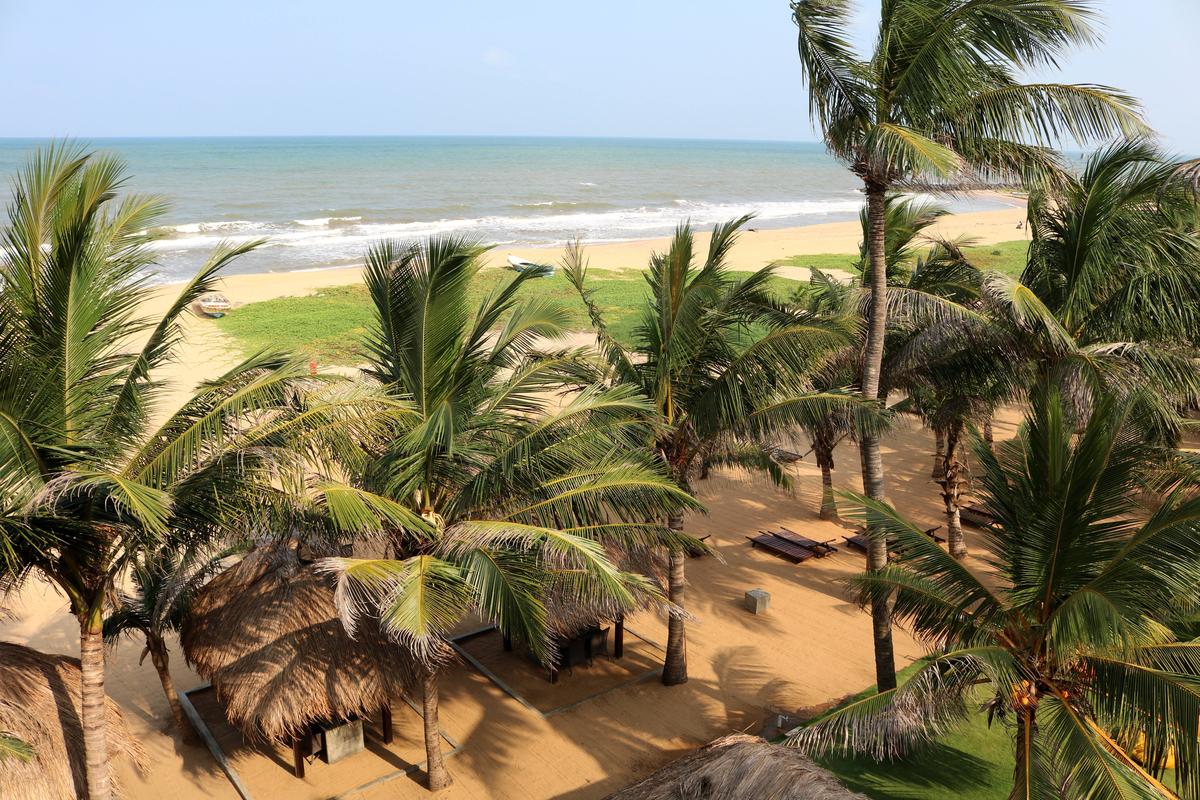 plaża w Negombo