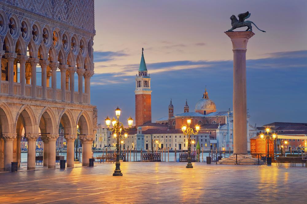 plac w Wenecji