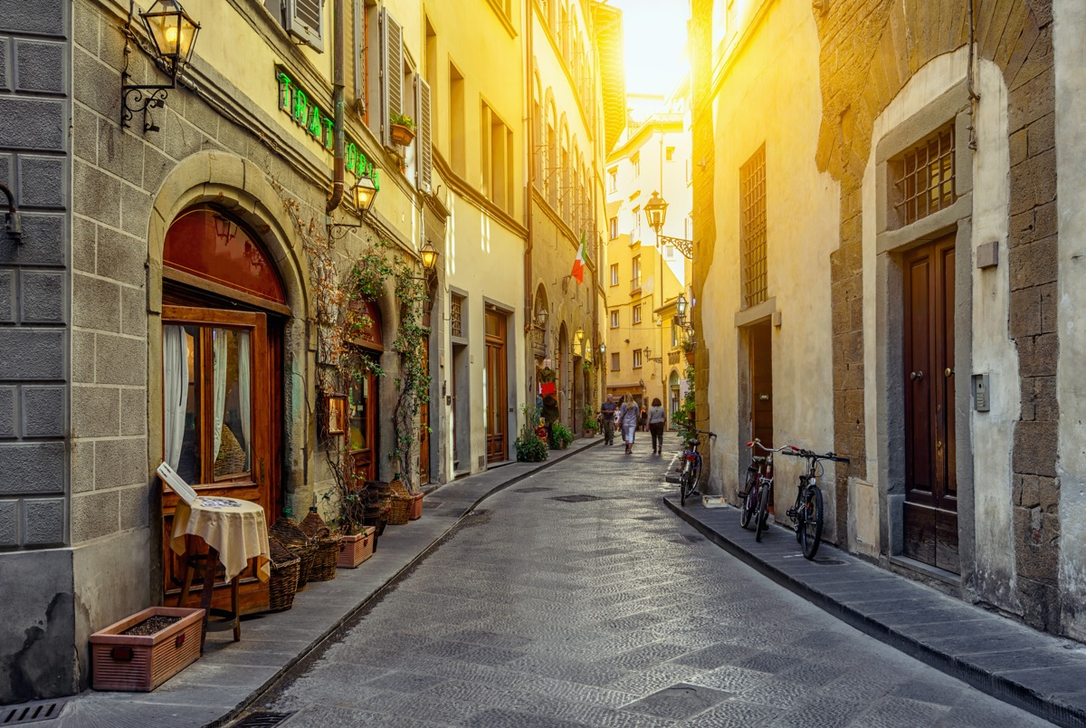 florencja ulice