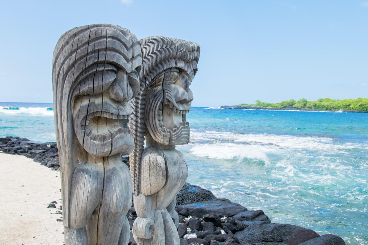big island hawaje