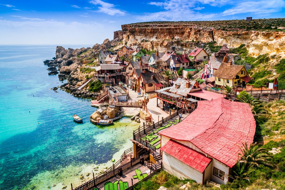 malta popey village