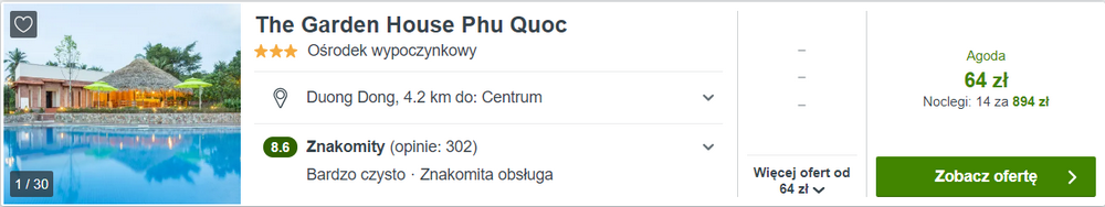 phu quoc noclegi